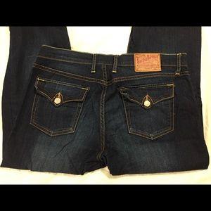 Lucky Brand Jeans Reg Inseam Size 10/30